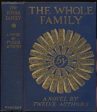 Cover of The Whole Family, 1908.