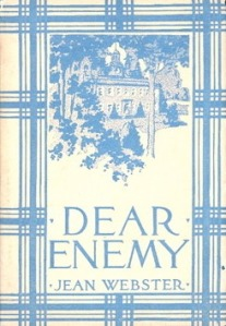 Cover of Dear Enemy by Jean Webster, first edition, 1915.