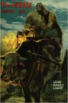 Crisis cover, April 1918, Willian Edouard Scott, black couple on wagon.