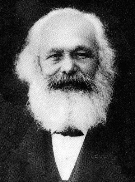 Karl Marx, 1882.