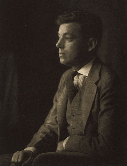 Portrait photograph of George Jean Nathan.