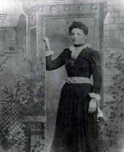 Photograph of Anna Sadile Pavelka, the real-life My Antonia.