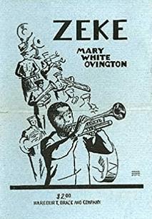 Handbill for Zeke by Mary White Ovington, 1931