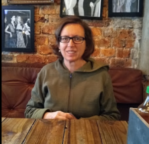 Photograph of Mary Grace McGeehan, 2018.