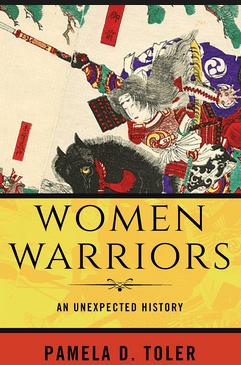 Cover of Women Warriors by Pamela D. Tonder.