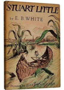 Stuart Little, first edition, 1945.