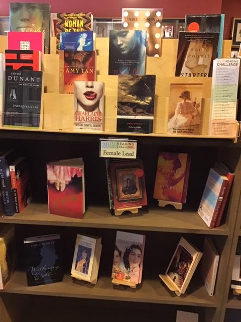 Display shelf, Pioneer Book, Provo