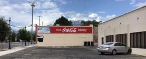 Coke mural, Provo, Utah