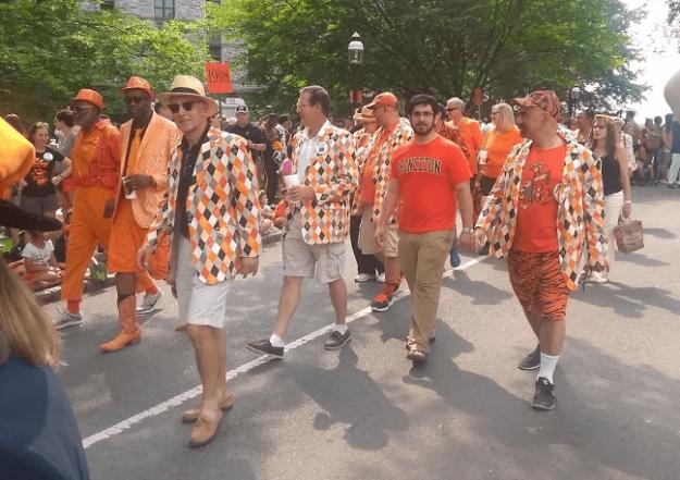 Princeton P-rade, 2019.