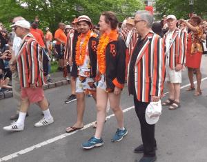 Princeton P-rade, 2019