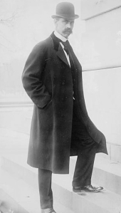 Senator Reed Smoot, 1909