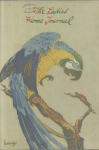 Carton Moore-Park August 1919 Ladies' Home Journal cover, parrot looking at caterpiller.