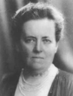 Swedish educator and activist Valborg Olander.