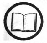 Scribe Girl Scout badge, 1916 (book).
