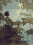 Illustration by Jessie Willcox Smith from The Water Babies.