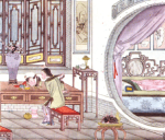 Illustration by Li Chu-T' ang, A Chinese Wonder Book.
