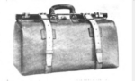 Kit bag, Vanity Fair, December 1919.