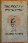 Cover, The Heart of Pinocchio, Collodi Nipote.