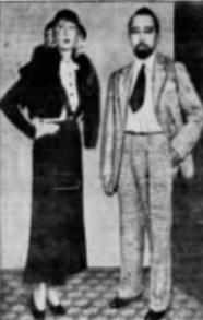 Helen Lee Worthing and Eugene Nelson
