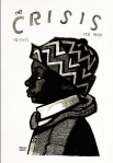Frank Walts The Crisis cover, February 1920, drawing of African-American boy.