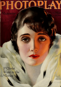 Rolf Armstrong Photoplay cover, March 1920, Alice Joyce.