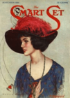 Smart Set cover, September 1919, woman in hat.