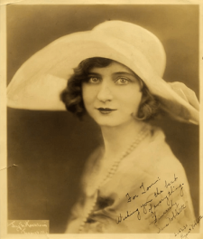 Publicity photo of Irene Noblette, also known as Irene Ryan, 1930.