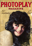Photoplay cover, September 1915, Mary Pickford, Anita Stewart cover design.