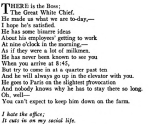 """From """"Our Office: A Hate Poem,"""" Dorothy Parker, Vanity Fair"""