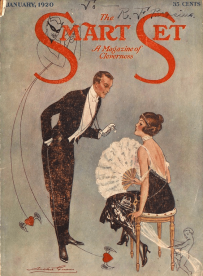 Smart Set cover, January 1910