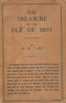 Cover, Treasure of the Isle of Mist, W.W. Tarn.