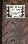 Story of Opal cover, 1920.
