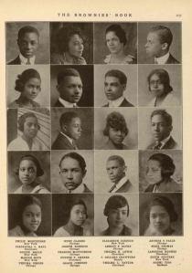 The Brownies' Book graduation photos Langston Hughes.