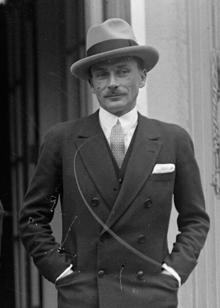 Lucien Lelong in 1925
