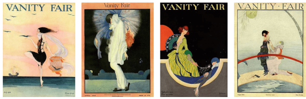 Rita Senger Vanity Fair covers